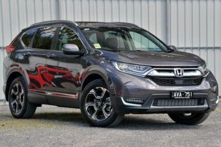 2018 Honda CR-V RW MY18 VTi-LX 4WD Grey 1 Speed Constant Variable Wagon Ferntree Gully Knox Area Preview