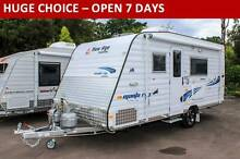 A30455 Manta Ray 16E, Compact LUXURY, Stylish Quality Build Penrith Penrith Area Preview