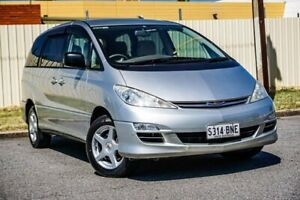 2003 Toyota Estima Silver Automatic Wagon Gepps Cross Port Adelaide Area Preview