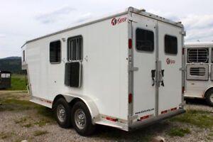 Kiefer Genesis 2 Horse Gooseneck