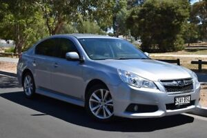 2014 Subaru Liberty B5 MY14 2.5i Lineartronic AWD Silver 6 Speed Constant Variable Sedan St Marys Mitcham Area Preview