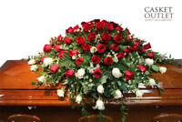 Funeral Flowers Service with Wholesale Prices