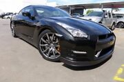 2012 Nissan GT-R R35 MY12 DCT AWD Black 6 Speed Sports Automatic Dual Clutch Coupe Hoppers Crossing Wyndham Area Preview