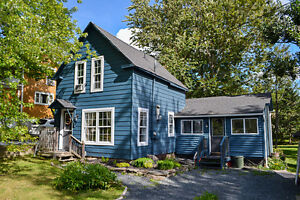 Updated home full of character on Fredericton's northside!