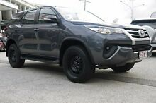 2015 Toyota Fortuner GUN156R GX Grey 6 Speed Automatic Wagon Currimundi Caloundra Area Preview