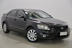 2009 Toyota Aurion GSV40R Touring Black 6 Speed Sports Automatic Sedan Mansfield Brisbane South East Preview