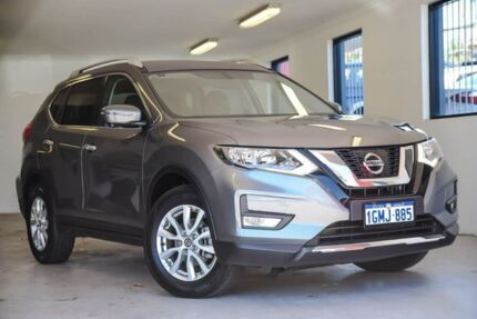 2018 Nissan X-Trail T32 Series II ST-L X-tronic 2WD White 7 Speed Constant Variable Wagon Melville Melville Area Preview