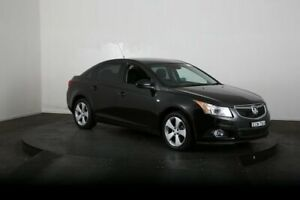 2014 Holden Cruze JH MY14 Equipe Black 5 Speed Manual Sedan McGraths Hill Hawkesbury Area Preview