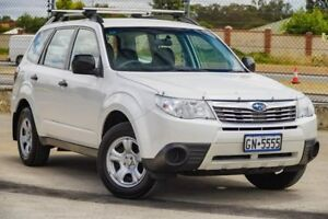 2010 Subaru Forester S3 MY10 X AWD White 4 Speed Sports Automatic Wagon Kenwick Gosnells Area Preview