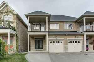 DETACH IN VAUGHAN WITH FINISHED WALK OUT BASEMENT!