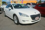 2015 Peugeot 508 MY15 Active e-THP White 6 Speed Sports Automatic Sedan Portsmith Cairns City Preview