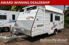 A30459 New Age Wallaby Pop Top 15ft with Full Rear Ensuite Penrith Penrith Area Preview