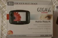 Giga Vu Extreme - Mobile Photo Viewer 80GB hard drive