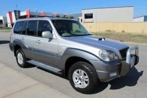 2005 Hyundai Terracan CRDi Automatic SUV Wangara Wanneroo Area Preview