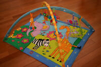 Tiny Love Gymini: Super Deluxe Lights & Music Play Mat
