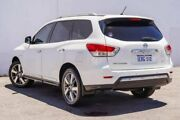 2014 Nissan Pathfinder R52 MY14 Ti X-tronic 2WD White 1 Speed Constant Variable Wagon Midvale Mundaring Area Preview