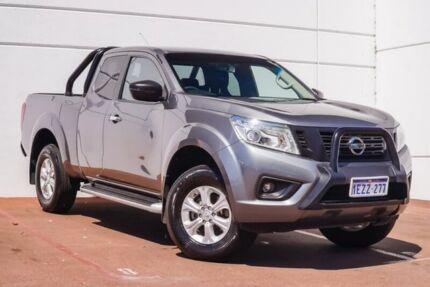 2016 Nissan Navara D23 ST King Cab Grey 7 Speed Sports Automatic Utility Maddington Gosnells Area Preview