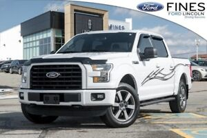 2016 Ford F-150 XLT - SPORT, MOONROOF, NAVIGATION & MORE