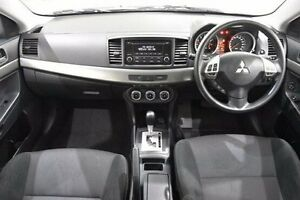 2015 Mitsubishi Lancer CJ MY15 ES Sport Silver 6 Speed Constant Variable Sedan Narre Warren Casey Area Preview