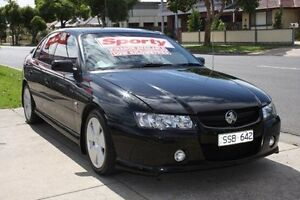 2004 Holden Commodore VZ SV6 Black 5 Speed Sports Automatic Sedan Altona North Hobsons Bay Area Preview