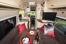 U2921 KEA Freedom, Luxury 2 Berth that's BIG On Features. Penrith Penrith Area Preview