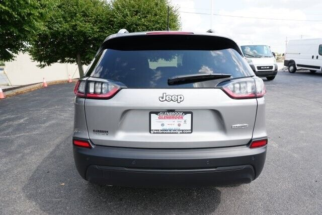 Image 4 Voiture American used Jeep Cherokee 2020