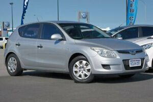 2007 Hyundai i30 FD SX Silver 4 Speed Automatic Hatchback Bunbury Bunbury Area Preview