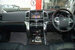 2013 Toyota Landcruiser VDJ200R MY12 Sahara Grey 6 Speed Sports Automatic Wagon
