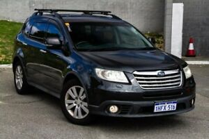 2009 Subaru Tribeca B9 MY09 R AWD Grey 5 Speed Sports Automatic Wagon Myaree Melville Area Preview