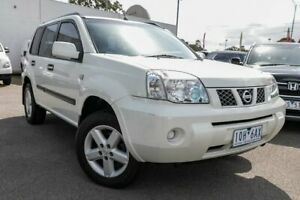 2007 Nissan X-Trail T30 II MY06 ST-S White 4 Speed Automatic Wagon Dandenong Greater Dandenong Preview