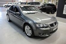 2012 Holden Commodore VE II MY12 Omega Grey 6 Speed Sports Automatic Sedan Maryville Newcastle Area Preview