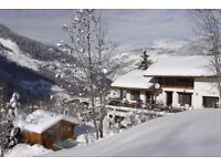 CHALET STAFF for the coming winter ski season in the French Alps