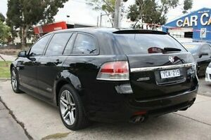 2010 Holden Commodore VE II SS Sportwagon Black 6 Speed Sports Automatic Wagon Altona North Hobsons Bay Area Preview