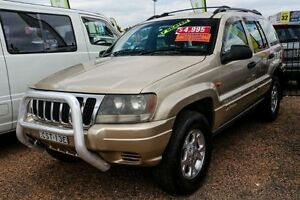 1999 Jeep Grand Cherokee V6 Automatic SUV Colyton Penrith Area Preview