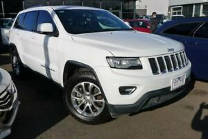 2013 Jeep Grand Cherokee WK MY14 Laredo (4x2) White 8 Speed Sports Automatic Wagon Hoppers Crossing Wyndham Area Preview