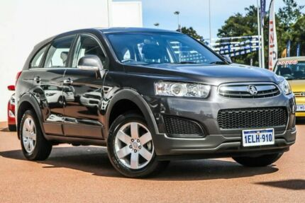 2014 Holden Captiva CG MY14 7 LS Grey 6 Speed Sports Automatic Wagon Rockingham Rockingham Area Preview