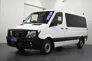 2015 Mercedes-Benz Sprinter NCV3 316CDI Low Roof MWB 7G-Tronic Arctic White Sports Automatic Van Oakleigh Monash Area Preview