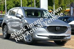 2020 Mazda CX-5 KF2W7A Maxx SKYACTIV-Drive FWD Silver 6 Speed Sports Automatic Wagon Capalaba Brisbane South East Preview
