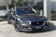 2015 Jaguar XE X760 MY16 20D R-Sport Ammonite Grey 8 Speed Sports Automatic Sedan Berwick Casey Area Preview