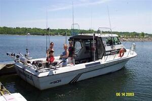 SCR 300 – Off Shore Fisherman Sport Craft 1989  grate deal London Ontario image 4