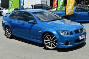 2011 Holden Commodore VE II MY12 SS-V Blue 6 Speed Automatic Sedan Underwood Logan Area Preview