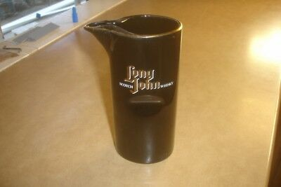 CLASSIC COLLECTABLE LONG JOHN SCOTCH WHISKEY DECANTER
