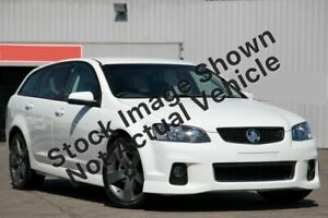 2012 Holden Commodore VE II MY12.5 SV6 Sportwagon Z Series White 6 Speed Sports Automatic Wagon Portsmith Cairns City Preview
