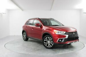 2018 Mitsubishi ASX XC MY18 LS 2WD Red 6 Speed Constant Variable Wagon Devonport Devonport Area Preview