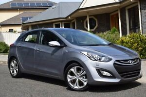 2013 Hyundai i30 GD Premium Silver 6 Speed Sports Automatic Hatchback St Marys Mitcham Area Preview