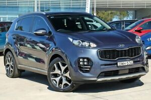 2016 Kia Sportage QL MY16 Platinum AWD Blue 6 Speed Sports Automatic Wagon Castle Hill The Hills District Preview