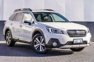 2018 Subaru Outback B6A MY18 3.6R CVT AWD White 6 Speed Constant Variable Wagon Maddington Gosnells Area Preview