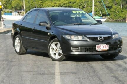 2006 Mazda 6 GG1032 Classic Black 6 Speed Manual Sedan