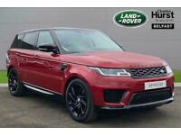 2018 Land Rover Range Rover Sport 3.0 Sdv6 Hse 5Dr Auto Estate Diesel Automatic