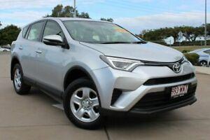2016 Toyota RAV4 ASA44R GX AWD Billet Silver 6 Speed Sports Automatic Wagon Noosaville Noosa Area Preview